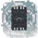 Doble pulsador sin enclavamiento Niessen 8144-2