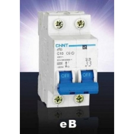 MAGNETOTERMICO 1P+N 25A EB225C6 CHINT