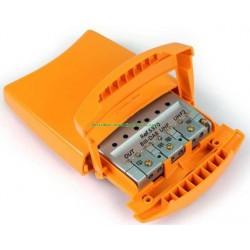 AMPLIFICADOR DE MASTIL 3 ENTRADAS UHF1-UHF2 TELEVES 5370