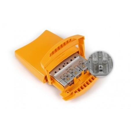 Mezclador de mastil universal FM-DAB-UHF (DC) Televes 4040