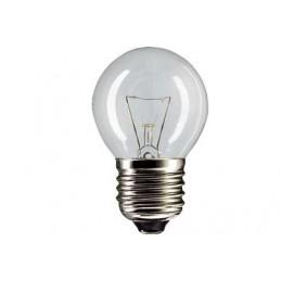 LAMPARA ESFERICA CLARA E27 40W 230V