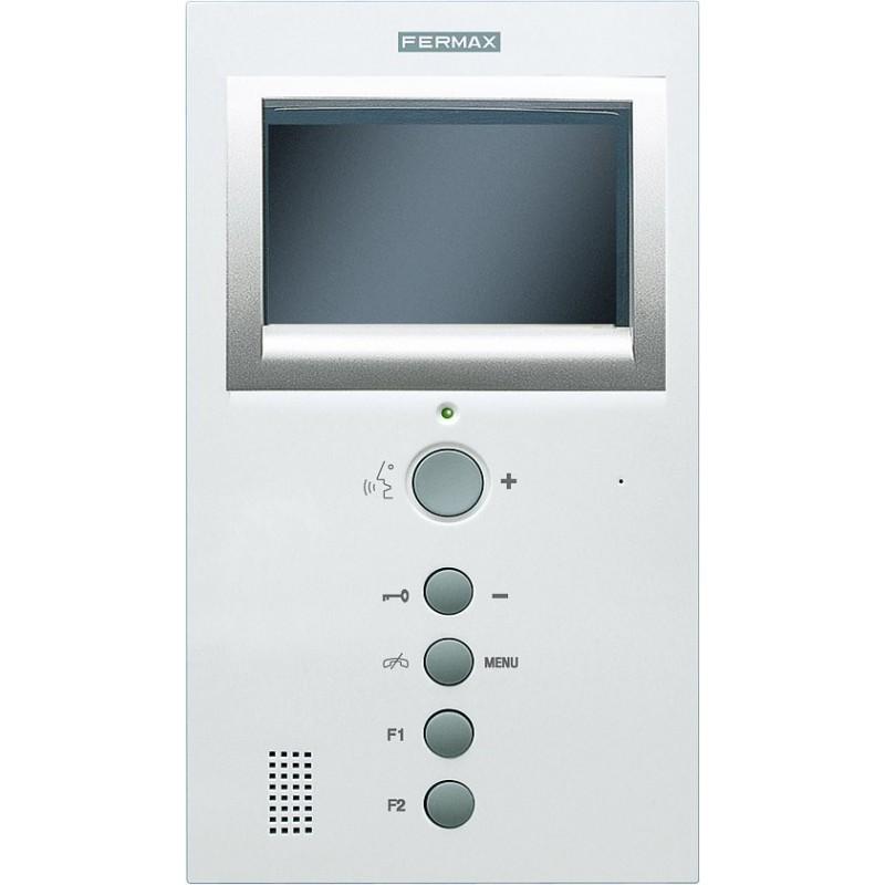 "Monitor color manos libres Loft Compact vds 3,5"" Fermax 3753"