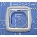 Marco 1 elemento estanco IP44 blanco Niessen 8771BA