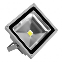 Proyector Exterior Led 40W 120º Luz Blanco Neutro 4500K Cifralux
