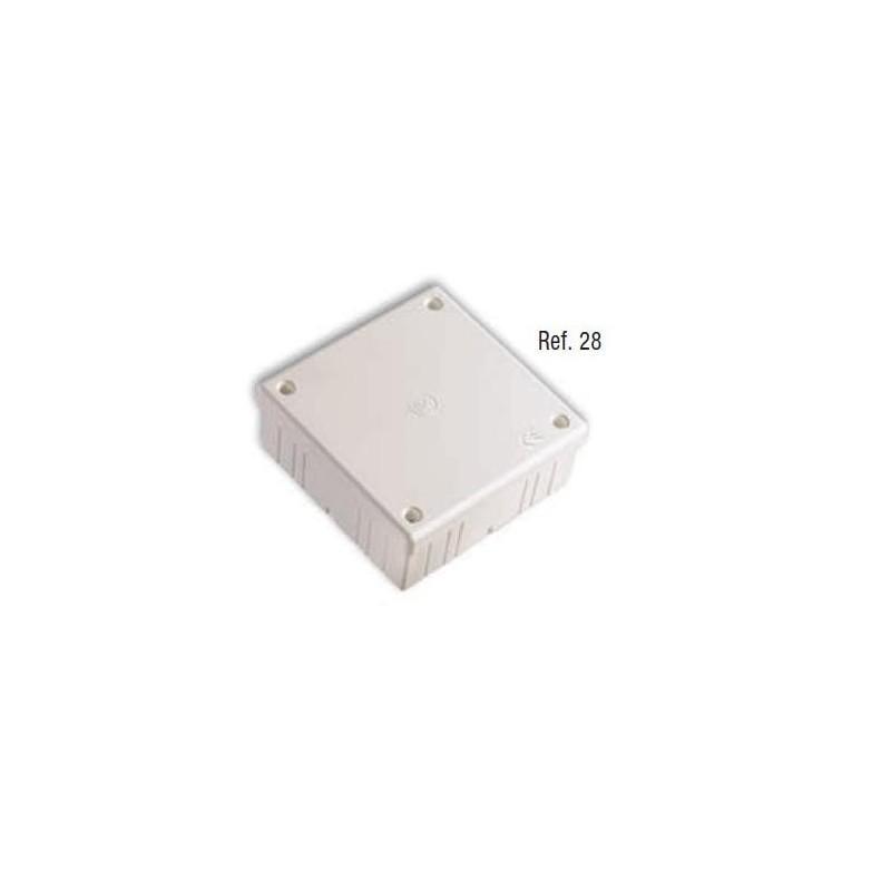 Caja registro superficie 122x122x48 Libre Halogenos Vilaplana 28