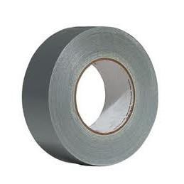 CINTA AISLANTE GRIS PVC ROLLO 20 MTS