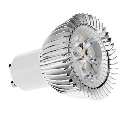 LAMPARA LED 7W GU10 230V 60º DICROICA BLANCO CALIDO 3000K SOLBRIGHT