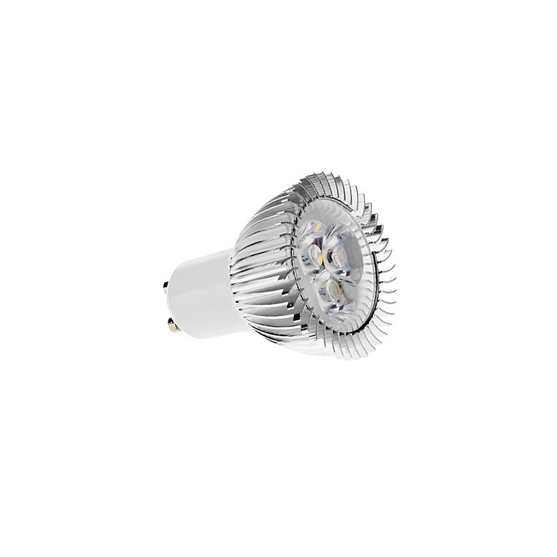 LAMPARA LED 7W GU10 230V 60º DICROICA BLANCO CALIDO SOLBRIGHT