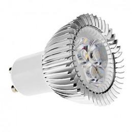 Bombilla dicroica led 7w gu10 230v 60 Grados blanco frio 6000k 390lm Solbright 1025