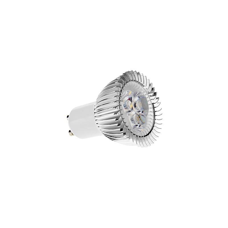 Bombilla dicroica led 7w gu10 230v 60º blanco frio 6000k 390lm Solbright 1025