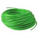Cable 1000V 1x6mm2 flexible libre halogenos RZ1-K AS