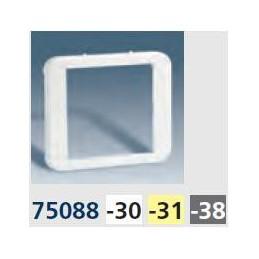 Tapa adaptadora para mecanismos grafito Serie 75 Simon 75088-38