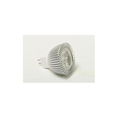 LAMPARA DICROICA LED 7W 12V AC MR16 GU5.3 45º SOLBRIGHT