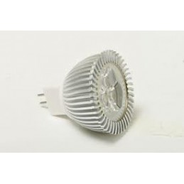 LAMPARA LED 7W MR16 12V AC 60º DICROICA BLANCO FRIO 6000K SOLBRIGHT