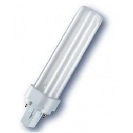 Bombilla bajo consumo G24 26W 840 Luz Blanco Neutro Laes