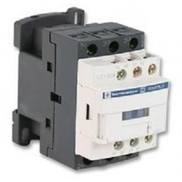 CONTACTOR 3 POLOS 12 Amp 1NA 1NC 24-48-230 Y 400V TELEMECANIQUE LC1-D12P7