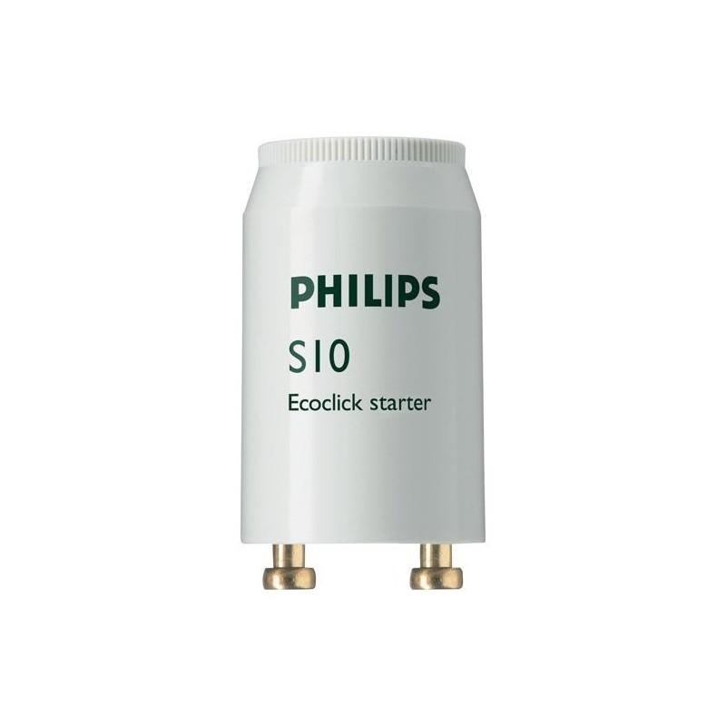 Cebador para tubo fluorescente de 36 a 65w Philips 69769126
