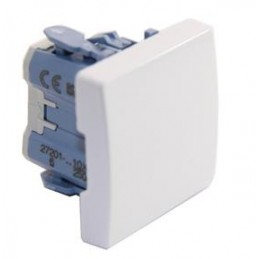 Conmutador ancho blanco Simon 27201-65