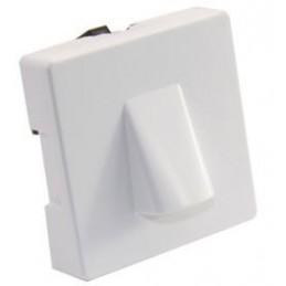 Salida de cables ancha blanca Simon 27801-35
