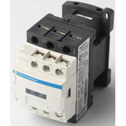 CONTACTOR 3 POLOS 18 Amp 1NA 1NC 230V TELEMECANIQUE LC1D18P7