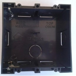 Caja empotrar S1 1 modulo 115x114x45mm Fermax 8948