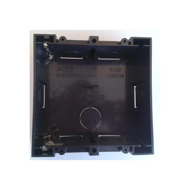 Caja de empotrar S1 1 modulo 115x114x45mm Fermax 8948