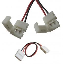 Conector empalme Tiras Led SMD 5050 Agfri 15282