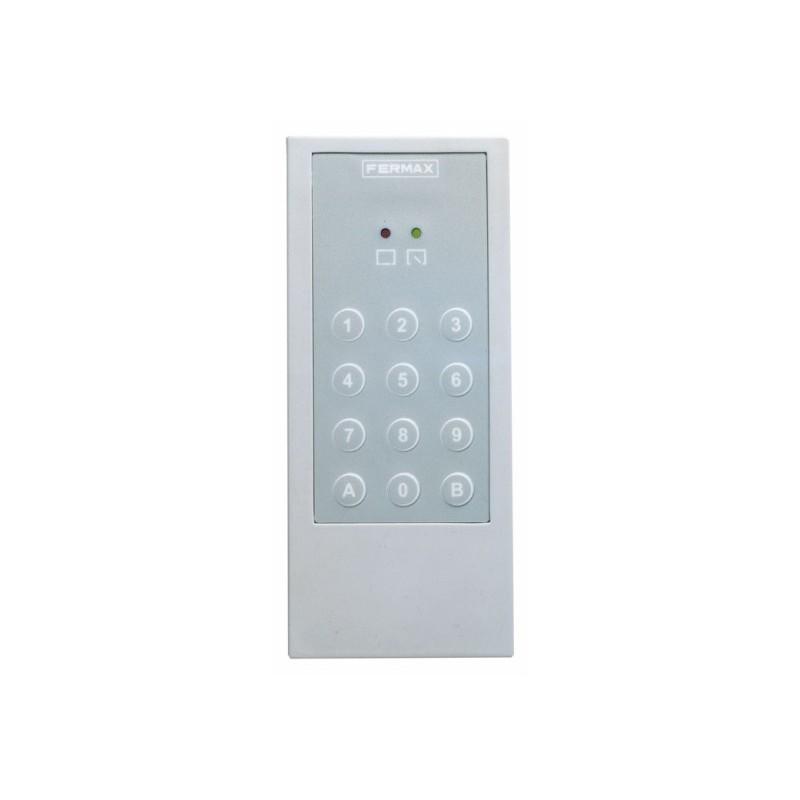 Teclado Memokey Loft para apertura de puertas Fermax 4540