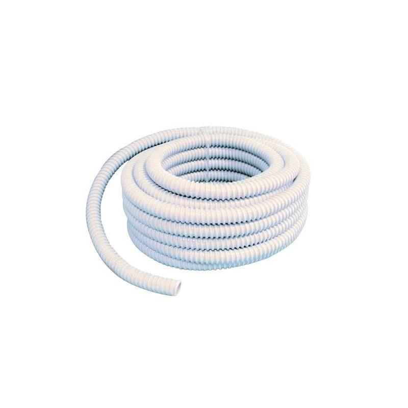 TUBO FLEXIBLE SAPA PVC 20MM ELECTROFLEX-IT (Rollo 30 Mts)