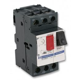 Disyuntor Guardamotor regulable de 1,6 a 2,5Amp GV2ME07 Telemecanique Schneider Electric
