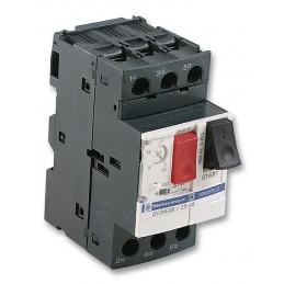 Disyuntor Guardamotor regulable de 2,5 a 4 Amp GV2ME08 Telemecanique Schneider Electric