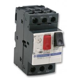 Disyuntor Guardamotor regulable de 6 a 10 Amp GV2ME14 Telemecanique Schneider Electric