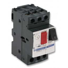 Disyuntor Guardamotor regulable de 9 a 14 Amp GV2ME16 Telemecanique Schneider Electric