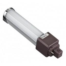 Lampara led pl g24 8w 230v 180º blanco neutro 4000ºk 720lm Ecolux EC1832