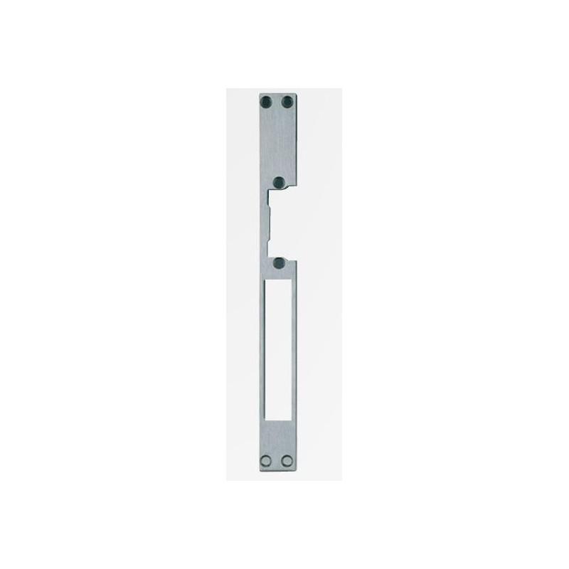 Armadura larga para cerradura electrica para puertas de for Cerraduras para puertas de aluminio
