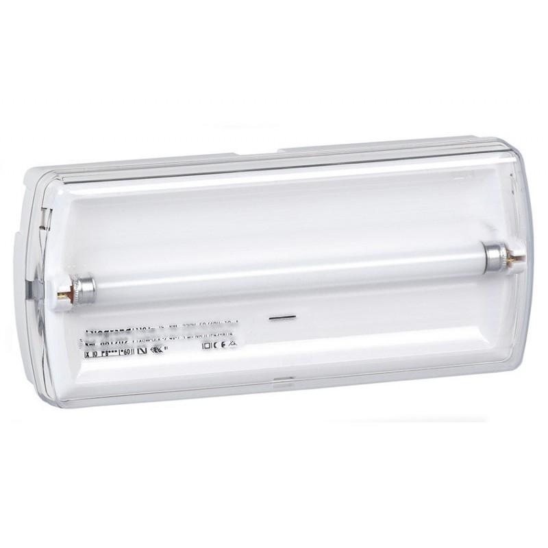 Luz Emergencia 50Lm URA21NEW 661710 fluorescente Legrand