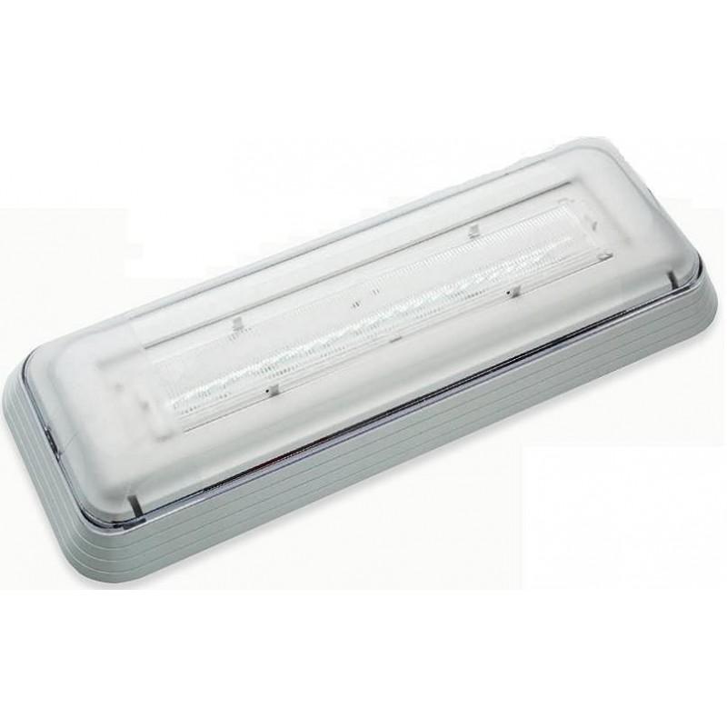Luz Emergencia Dunna Led 60Lm D60L 230V 0,4W Normalux
