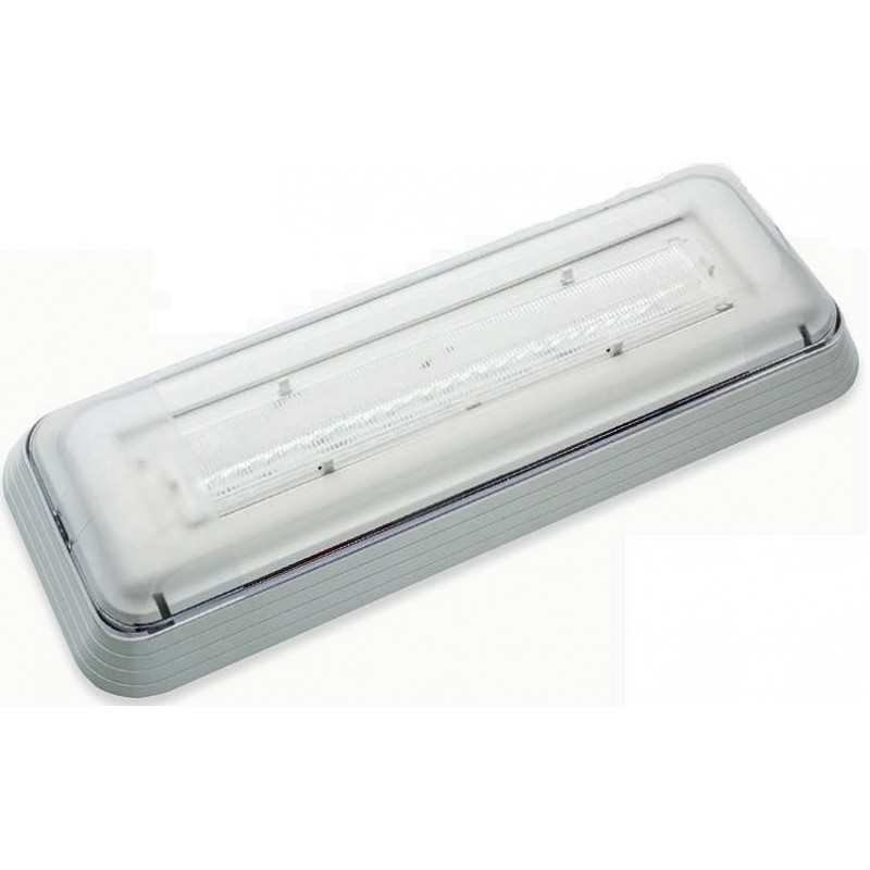 Luz Emergencia Dunna Led 350Lm D300L 230V 2,2W Normalux