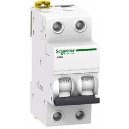 Magnetotermico 1P+N 6A Curva C 6KA Schneider Electric A9K17606