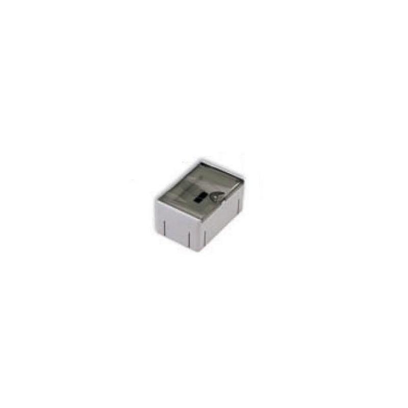 Caja ICP superficie 4 elementos precintable puerta fume Vilaplana 980
