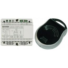 Kit tiendas radiofrecuencia con 3 mandos a distancia para apertura puertas Fermax