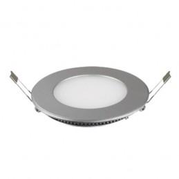 Downlight Led 4W Plata Luz Blanco Calido 2900-3100K Bdt-Led DW80416