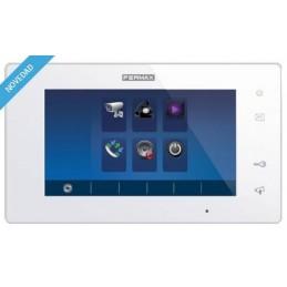 "Monitor Videoportero Kit Way 7"" 2 Hilos Color Fermax 1405"