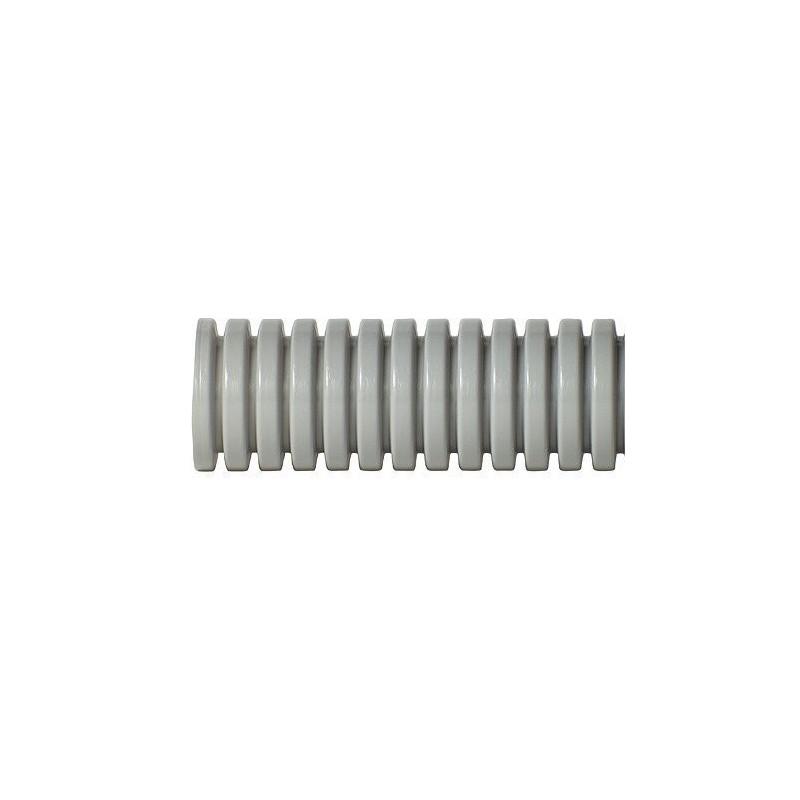 Tubo corrugado libre halogenos 40mm artiglas Rollo 25 mts