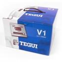 Kt Videoportero Blanco y Negro 1 Linea Convencional Tegui 375021