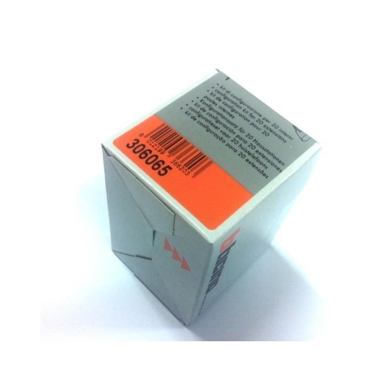 Configuradores para porteros y videoporteros 2 hilos Bticino 306065