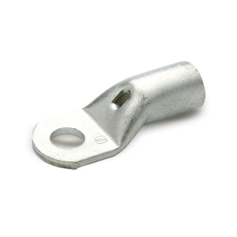 Terminal cobre 10mm2 diametro del agujero 6mm