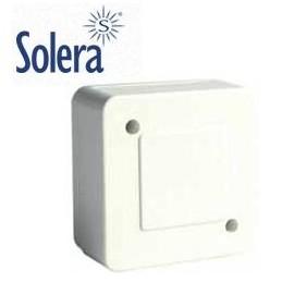 Caja registro superficie 82x82x40 Libre Halogenos Solera 1762