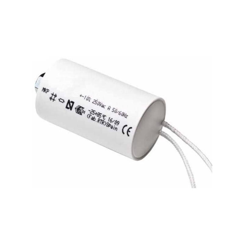 Condensador Alumbrado 250V 35uF