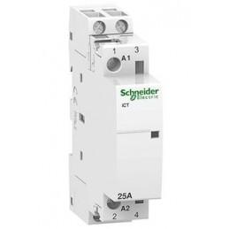 Contactor riel 2NA 25Amp Bobina 230/240V Schneider Electric A9C20732